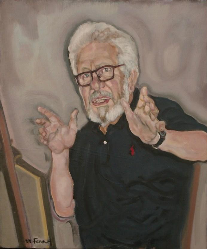 Autoportrait-HST-55 x 46