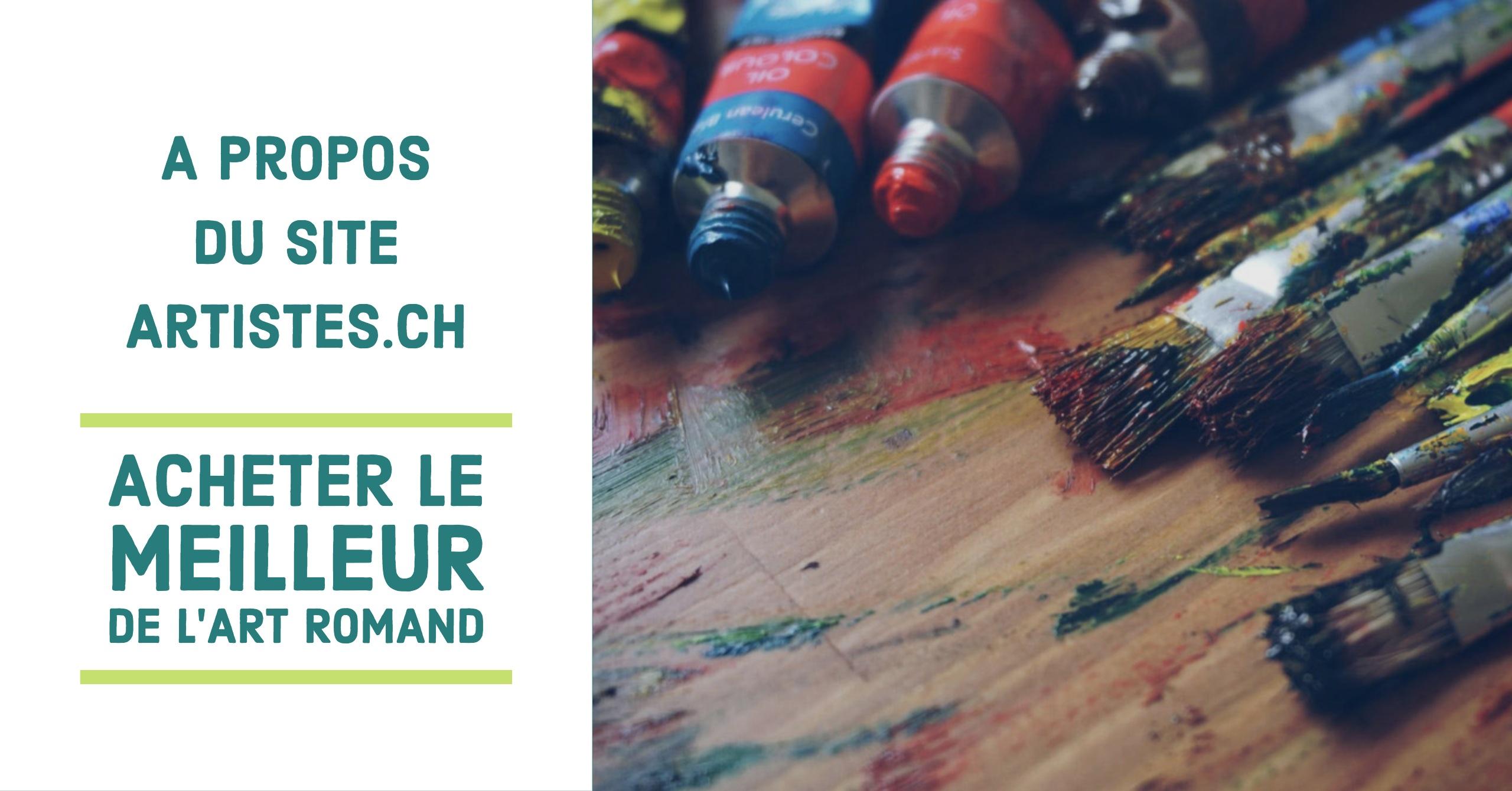 A propos de Artistes.ch