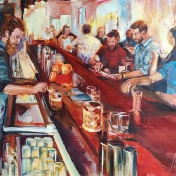Ambiance Bar - Marie-France Krähenbühl