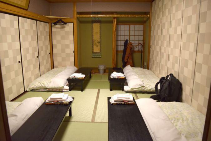 Nagoya Ryokan