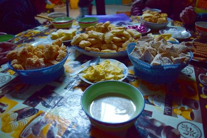 Mongolian Traditional Food
