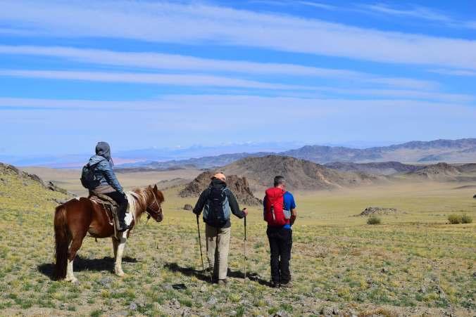 Horse Back Riding Mongolia