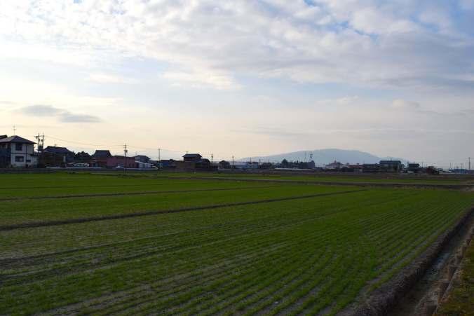 Town outside Nabana No Sato