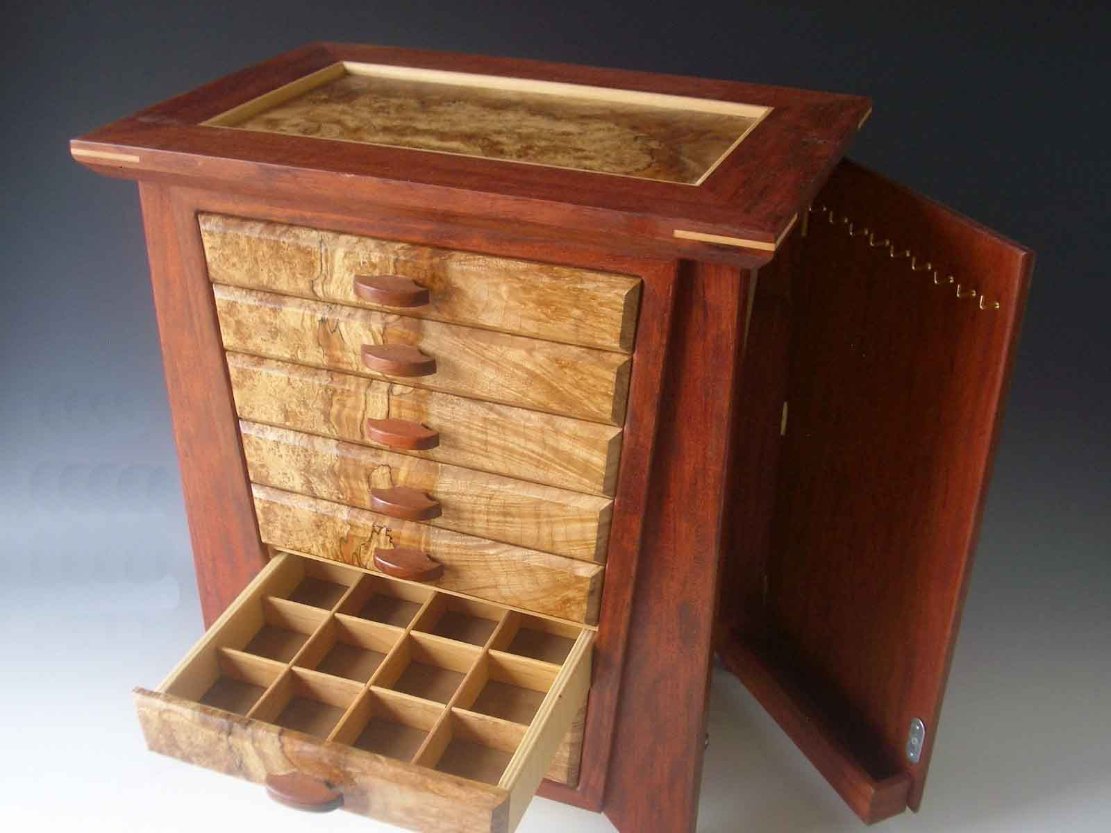 Making Jewelry Boxes Woodworking