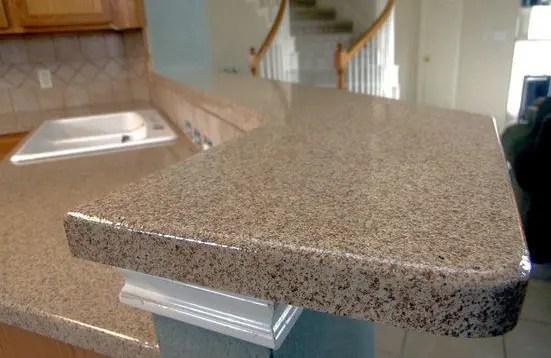 refinishing kitchen countertops and mixer countertop 1 artistic bath