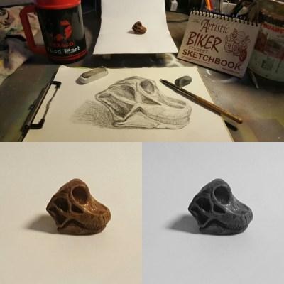 """Daily"" ""Random"" Object drawing sketch"