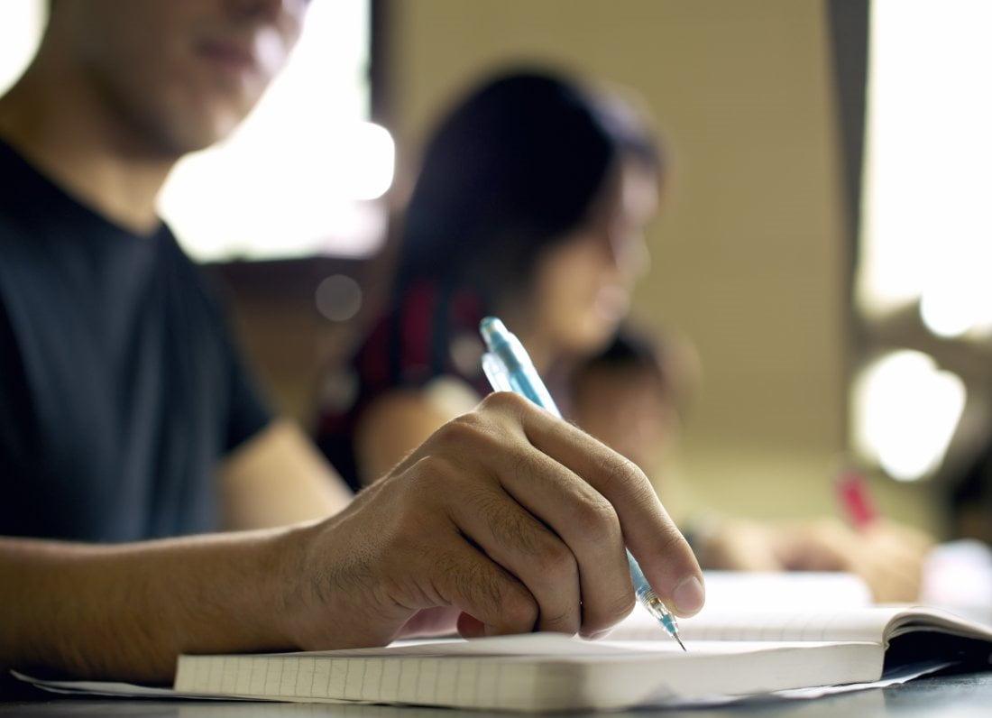 University Admission Passage and Composition Test-1 34