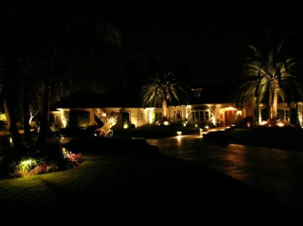 rancho santa fe landscape lighting