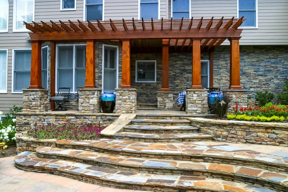Pavilions and Arbors  Custom Design by Atlanta specialists