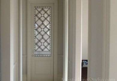 Clear Glass Interior Doors