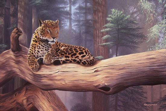 Sergio Gaspar Wildlife Art