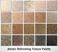 Color Palette - Artistic Refinishing