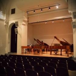 Five fortepianos 5