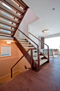 Open Riser Stairs | Open Staircase | Artistic Stairs