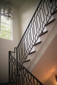 Wrought Iron Stair Railings | Custom Stairs Blog ...