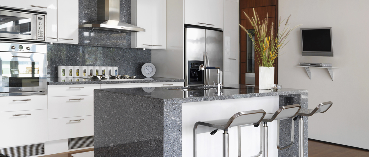 kitchen remodel estimate grey cabinet ideas quartz slab countertops-artistic stone and bath