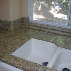 Kitchen Sink Replacement Bright Light Fixtures Window Sills In Granite – Countertop Projects ...