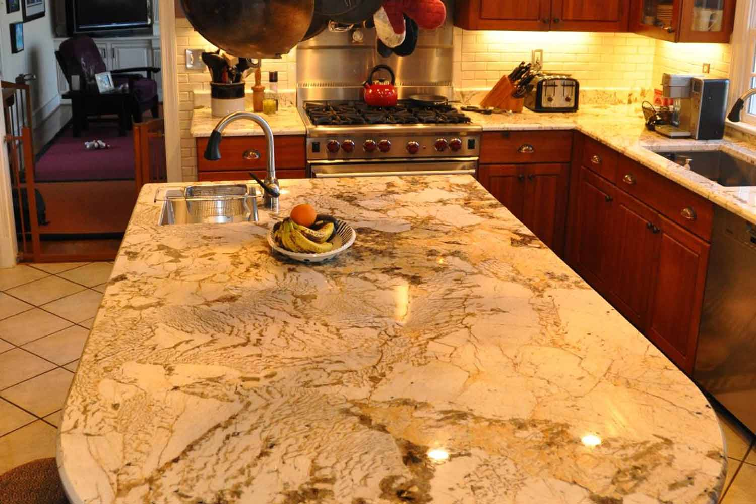Richmond Granite Countertops Installation Fabrication Repair