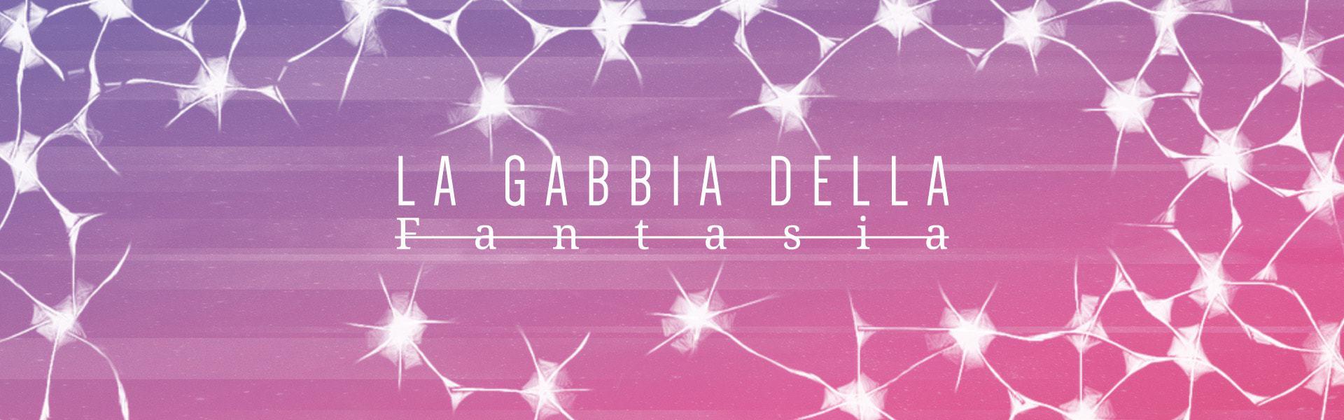 La Gabbia della Fantasia / Artisti in Piazza / Pennabilli Festival 2018