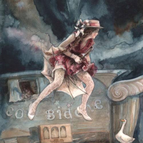 Le Cirque Bidon / La gabbia della fantasia / Artisti in Piazza Pennabilli festival