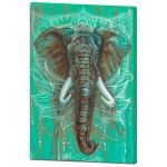Elephant-art-wall-print