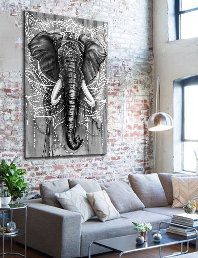 elephant-art-canvas-print-room