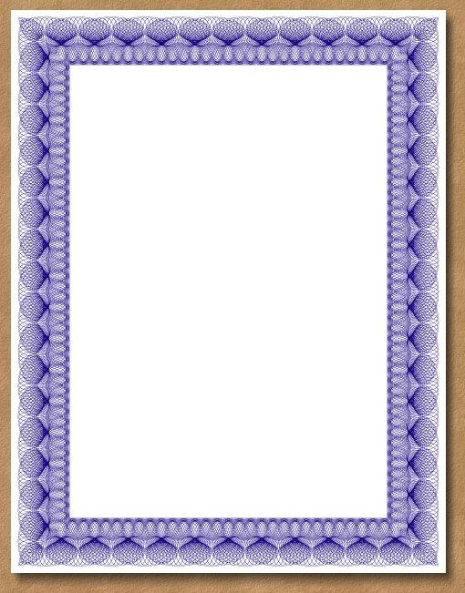 Certificates - Certificate Designs in *VECTOR* Format