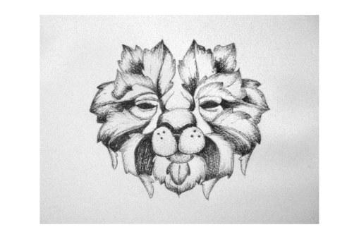 Leaf Lion