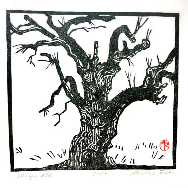 Andrea Rich - Pistachio Tree