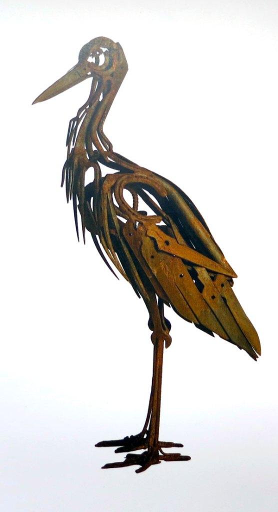Harriet Mead - White Stork
