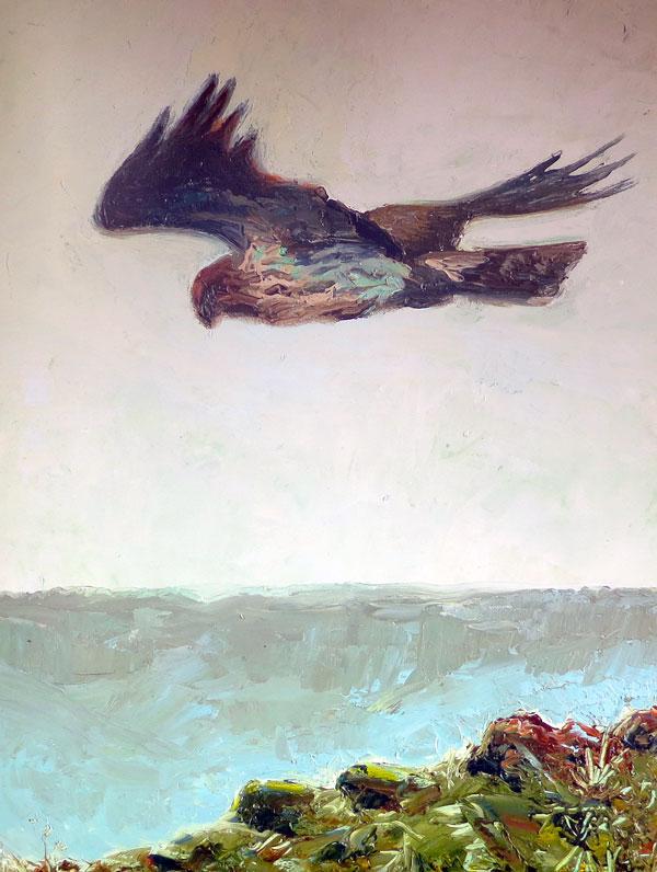 Zev Labinger - Short Toed Eagle