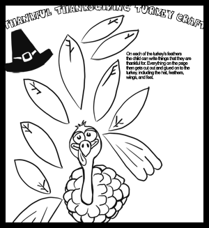 Thanksgiving Coloring Pages Printouts & Printables Turkey