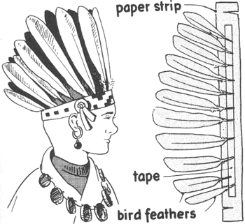 How to Make Indian Costumes DIY Halloween Native American