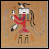 """Sand   Painting <span class=""""western"""" style="""" line-height: 100%""""> : Thanksgiving Indians Crafts</span>"""