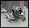 Can   Crab Chomper  : Soda Can Crafts Ideas for Kids