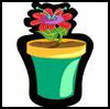 Flower   Pot From a Soda Can   : Crafts with Soda Cans for Children