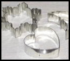 Cookie   Cutters From Aluminum Cans