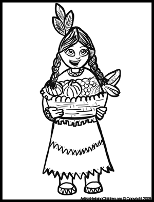 Thanksgiving Activities and Thanksgiving Coloring Pages