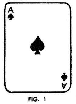 How to Step Through a Playing Card