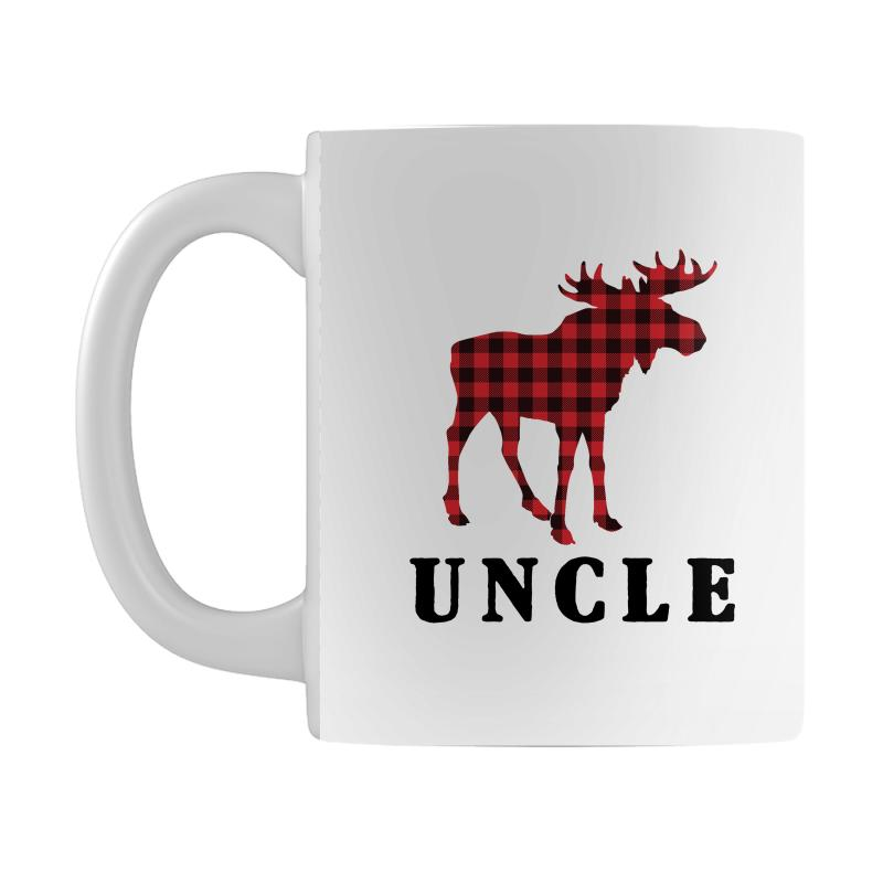 reindeer christmas family uncle