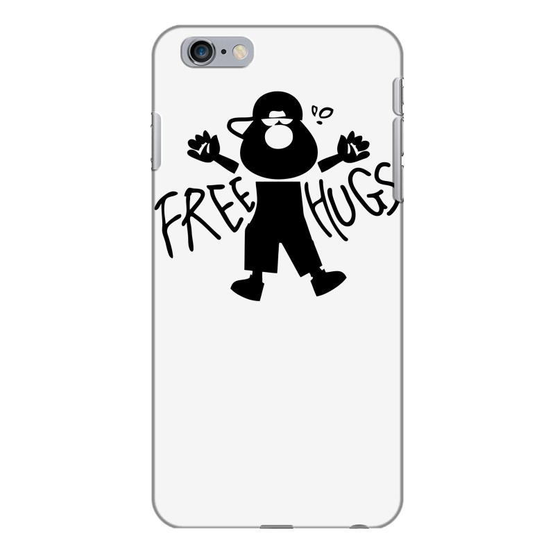 Custom Free Hugs Boy Iphone 6 Plus/6s Plus Case By Marla