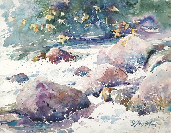 Painting Watercolor Art