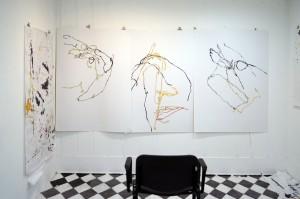 Studio. Edinburgh College of Art.