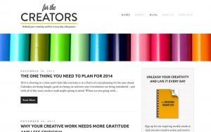 Website: For the Creators