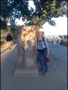Heather on El Camino