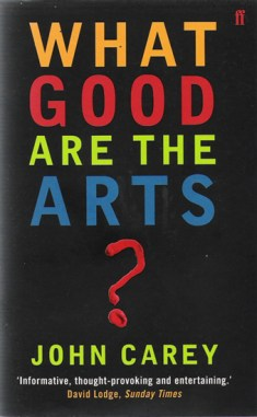 Why Do the Arts Matter by Catherine Abbott