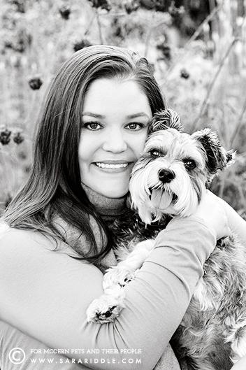 Creative Spirit Sara Riddle Interviewed about her Pet Photos on Artist Strong
