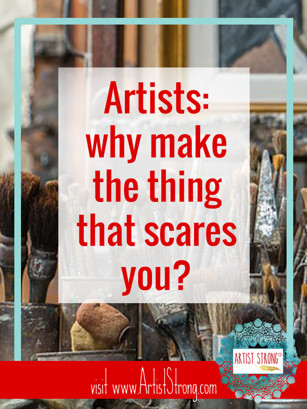 intuitive painting, inner critic, art lessons, art resources, ideas for art