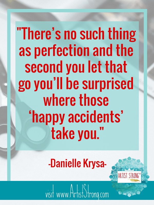 Danielle Krysa, AKA The Jealous Curator, shows us her studio and talks about the best advice she's heard for artists. Click to read more!