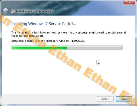 Windows 7 SP1 7